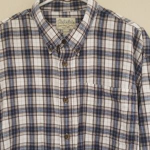 Mens Cabela's shirt